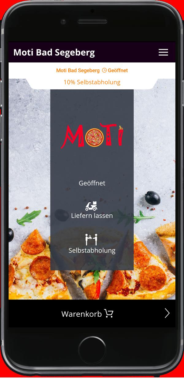 Moti Bad Segeberg App